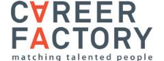 Logo Career Factory